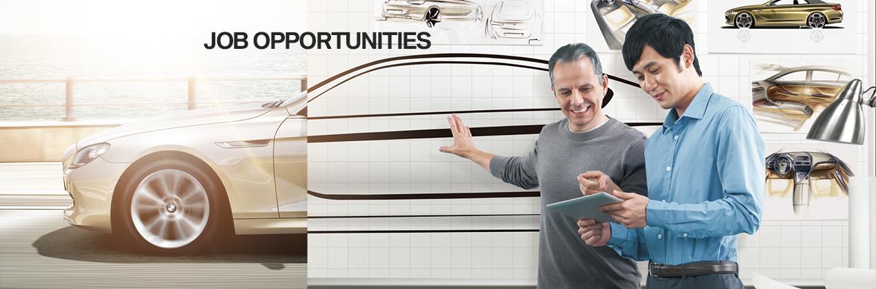 Bmw Brilliance Job Opportunity